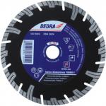 Dedra H1196E Diamantový řezný kotouč 200x25,4mm TURBO