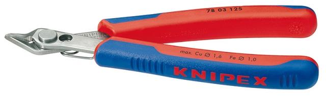 Knipex 7803125 kleště Electronic Super-Knips