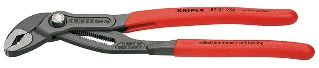 Knipex 8701250 Cobra -  kleště instalatérské SIKA 250 mm