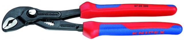 Knipex 8702250 Cobra - kleště instalatérské SIKA 250 mm