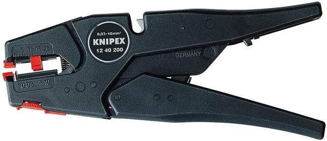 Knipex 1240200 samonastavitelné kleště pro odizolování