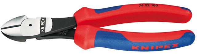 Knipex 7402180 silové boční štípací kleště 180mm