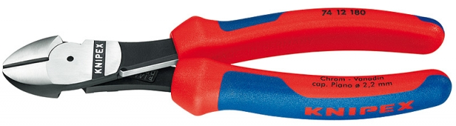 Knipex 7412180 silové boční štípací kleště 180mm