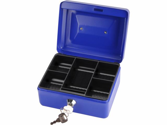 Extol Craft 99011 Schránka na peníze - pokladna 200x160x90mm
