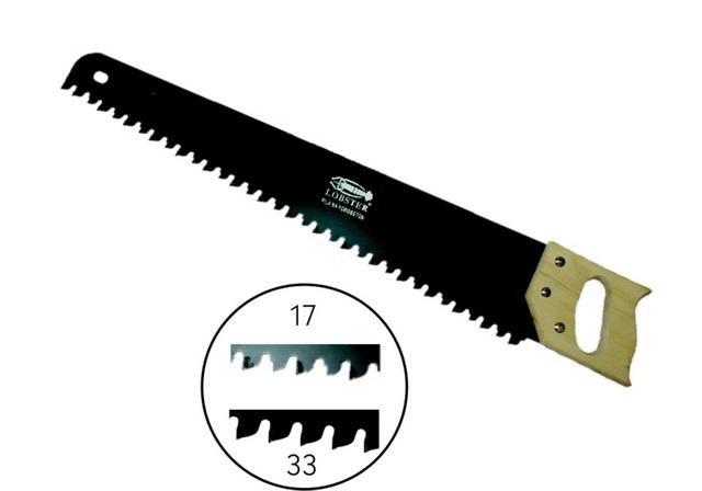 Pila na YTONG 600 mm 17 zubů (104175)