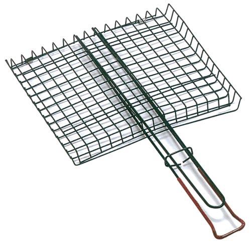 Mřížka opékací otočná 34x23 cm, délka 62 cm (43084)