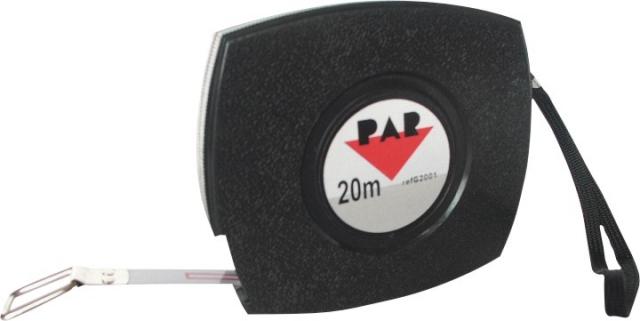 Pásmo ocelové 30 m / 10 mm (102009)