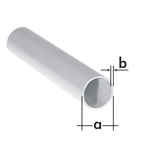 Trubka kruhová ALU 12x1mm/1m PRO 4 A 77231