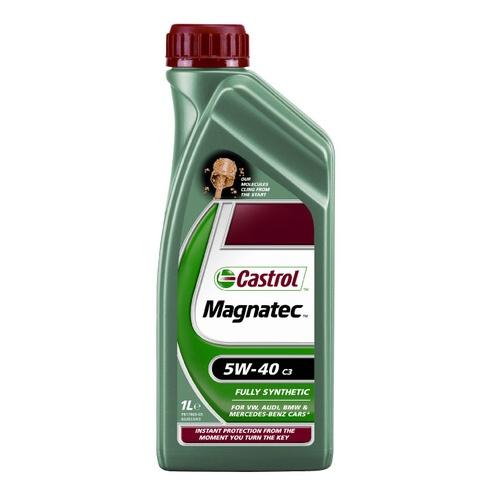 Castrol Magnatec 5W-40C3 olej