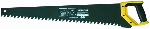 Pila ocaska na porobeton 34 zubů HM 700 mm Proteco 10.82-0334