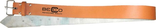 Opasek kožený Becco 140 cm (102804)
