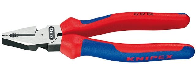 Knipex 0202180 silové kombinované kleště 180mm