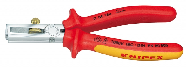 Knipex 1106160 odizolovací kleště