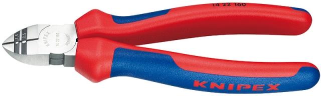 Knipex 1422160 odizolovací boční štípací kleště