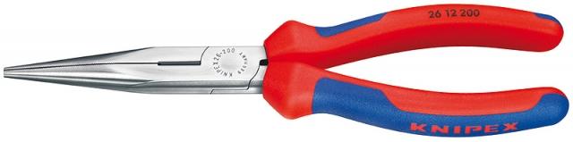 Knipex 2612200 půlkulaté kleště s břity