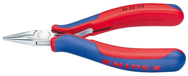 Knipex 3522115 montážní kleště pro elektroniku