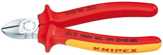 Knipex 7006160 boční štípací kleště 160mm VDE