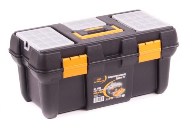 Box plastový na nářadí 50x27 cm (102019)