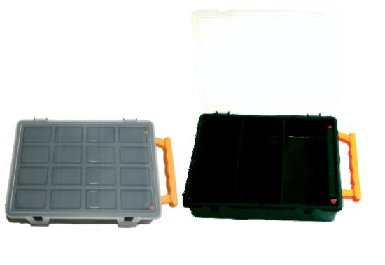 Organizér 3 přihrádky 25x16x6 cm (102123)