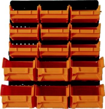 Organizér závěsný s boxy 6 + 9 (102127)