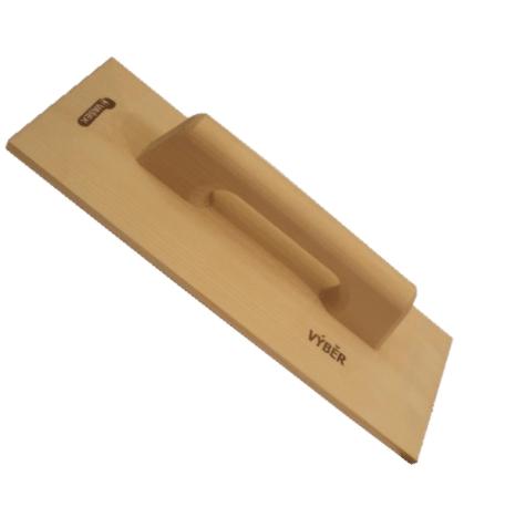 Hladítko dřevěné 400x140 mm dřevěná rukojeť (104425)