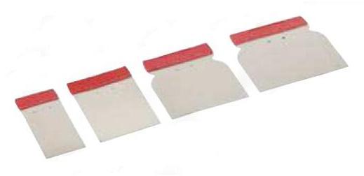 Japonská stěrka, plast, 4 ks sada (31454)