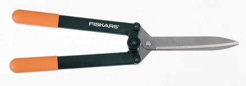 Fiskars 114750 Nůžky na živý plot s pákovým převodem HS52
