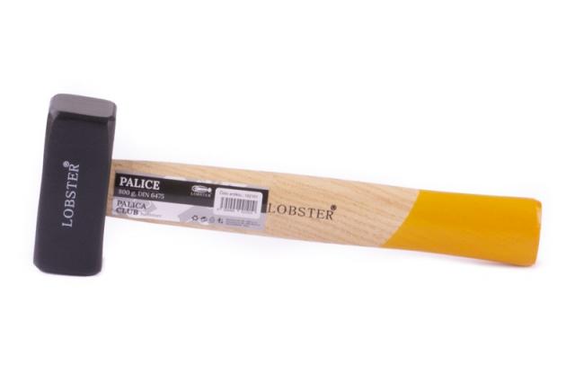 Palice 2000 g s dřevěnou rukojetí (102105)