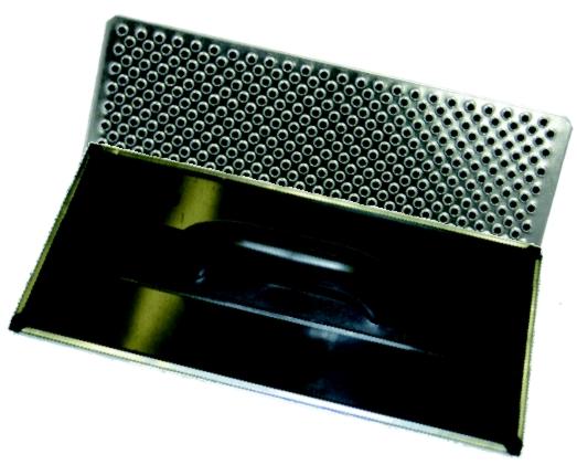 Škrabák na ytong, omítky 40 x 18 plastový (104510)