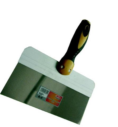 Špachtle nerezová s výstuží 200 mm (104393)