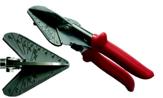 Nůžky na PVC lišty (104424)