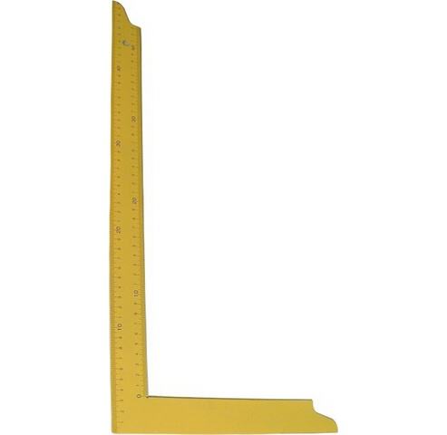 Úhelník tesařský 500x250x2 mm (107008)