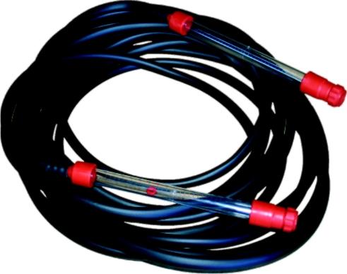 Vodováha hadicová sada - PVC + hadice 15m (104144)