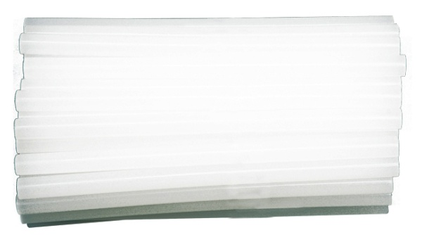 Náplň tavná pr. 7 mm délka 20 cm - čirá