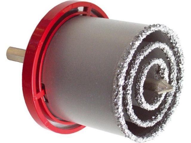 Vrtáky vykružovací s karbidovým ostřím, sada 3ks (19600)