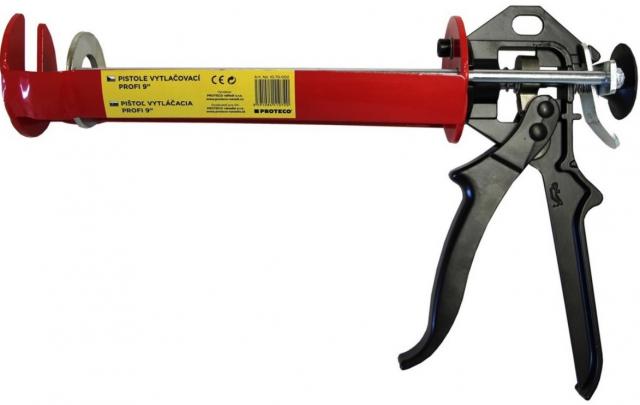 Pistole vytlačovací profi Proteco 10.70-002