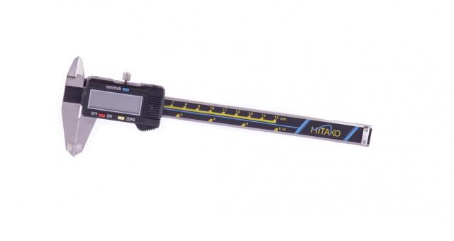 Měřítko posuvné digitální 200 mm Mitako 106026