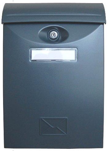 Schránka poštovní ABS 240x340 GRAFIT