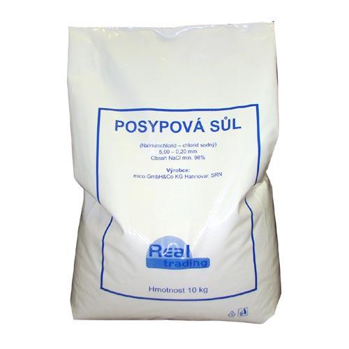 Sůl posypová 10 kg