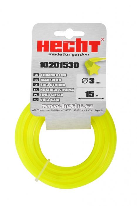 HECHT 10201530 - struna hvězdicovitá 3 mm x 15 m