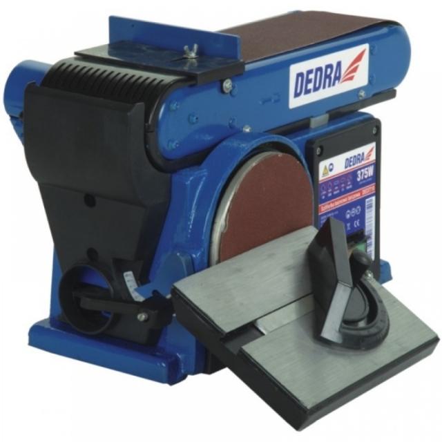 Dedra DED7718 bruska stolní kombinovaná