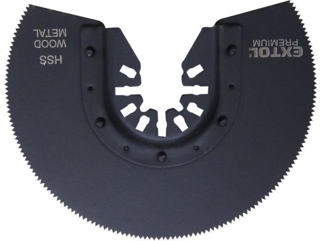 Extol Premium 8803856 kotouč segmentový pilový na kov, 88mm