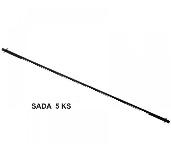 Pilový list k elektrické lupínkové pile sada 5ks Dedra DED77621