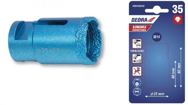 Dedra Diamantová korunka 35 mm DED1590535