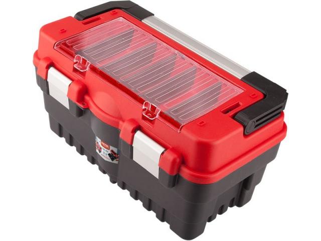 Extol Premium 8856080 Kufr na nářadí CARBO 462x256x242mm