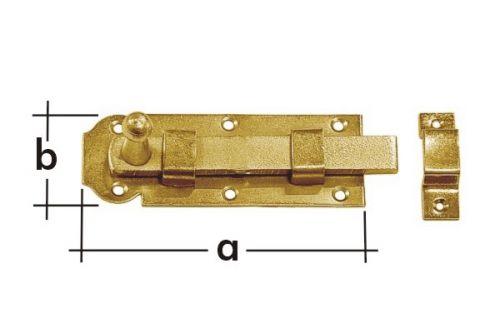 Zástrč jednoduchá W140 140x55 8504