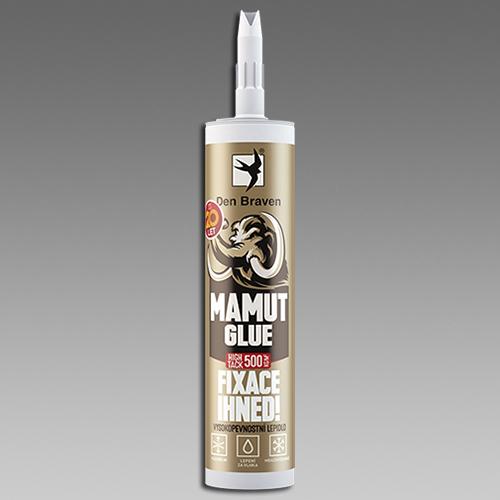 Den Braven Mamut Glue BÍLÁ - 290ml