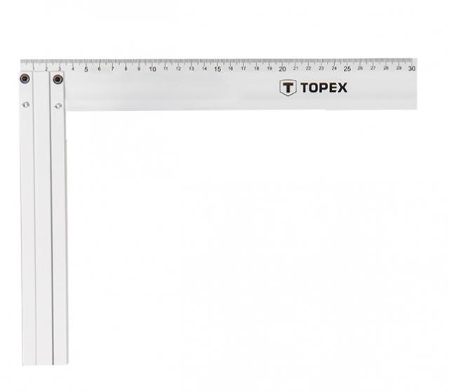 Topex 30C365 Úhelník AL 500mm