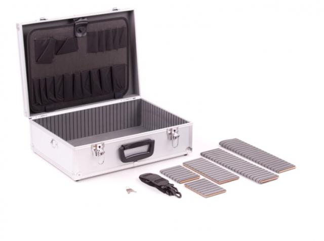 Kufr na nářadí AL 45x32x15 cm (108001)