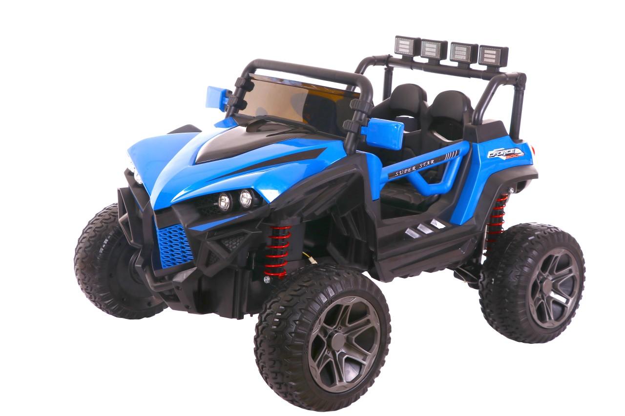 HECHT 59118 - BLUE - dětské autíčko
